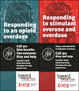 Responding to an Opioid Overdose, Responding to Stimulant Overuse and Overdose Image