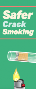 Safer Crack Smoking Image