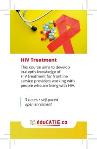 HIV Treatment Course Card Image