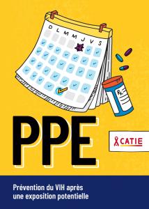 PPE: Prévention du VIH après une exposition potentielle Image