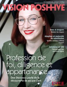 Vision positive (Printemps/Été 2021) : Profession de foi, diligence et appartenance Image