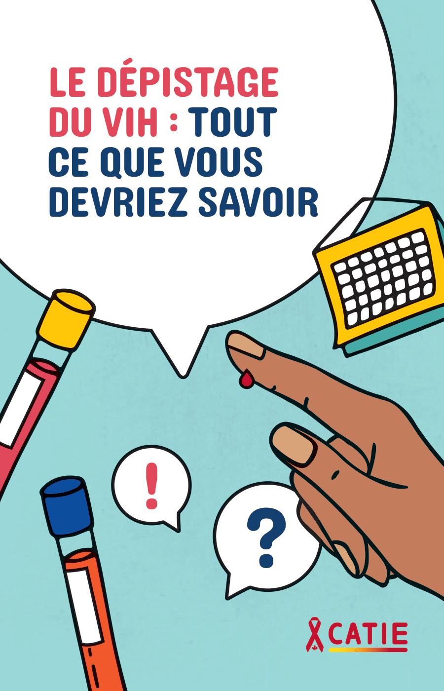 Le dépistage du VIH : Tout ce que vous devriez savoir Image